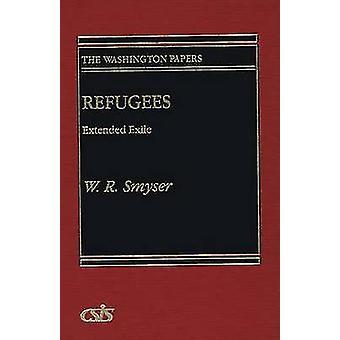 Os refugiados prolongado exílio pelo desconhecido