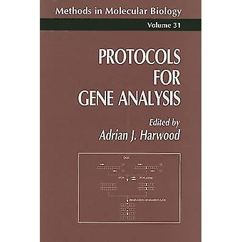 Protocols for Gene Analysis by Harwood & Adrian J.