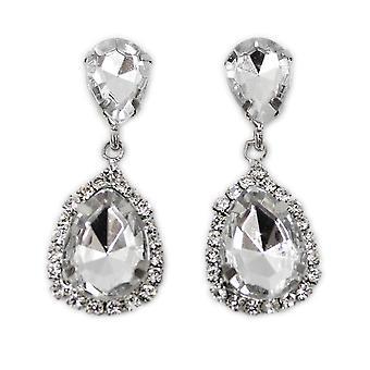 Exklusiva Örhängen diamant glitters