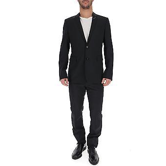 Dior Grey Cotton Suit