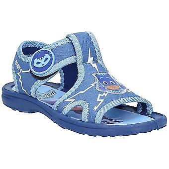 Leomil chłopców PJ maski łatwo nosić lekkie letnie sandały