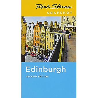 Rick Steves ögonblicksbild Edinburgh (andra upplagan) av Rick Steves - 9781