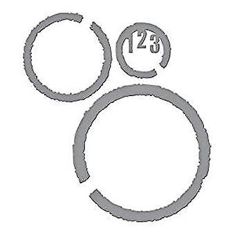 Spellbinders Shapeabilities Trifecta Etched Dies (S4-740)