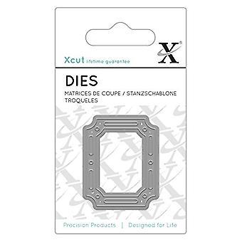 Xcut Dinky Die (1pc) - Frame (XCU 503177)