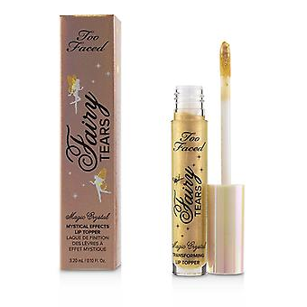 Too Faced Magic Crystal Mystical Effects Lip Topper - # Fairy Tears - 3.2ml/0.1oz