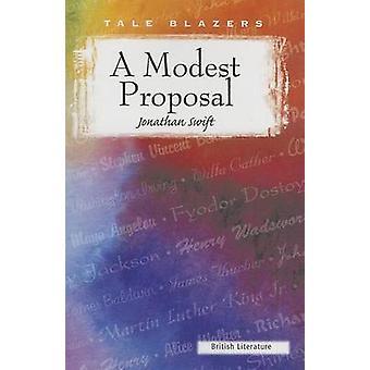 A Modest Proposal by Jonathan Swift - 9780895987389 Book