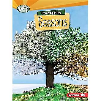 Investigating Seasons by Orlin Richard - 9781467783392 Book
