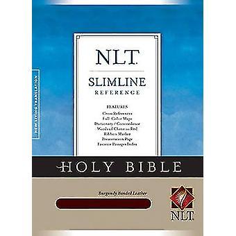 Slimline Reference Bible-NLT (2nd) - 9781414302201 Book