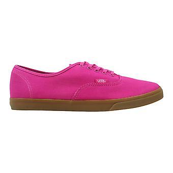 Vans Authentic Lo Pro Raspberry Rose Light Gum VN0A32R4LZ2 Men's