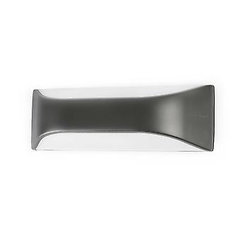 Faro - View Dark Grey Outdoor Wall Light FARO71519