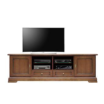 Classic TV holder 200 cm living room base