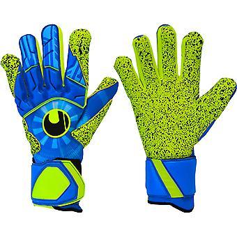UHLSPORT RADAR CONTROL SUPERGRIP HN Goalkeeper Gloves Size