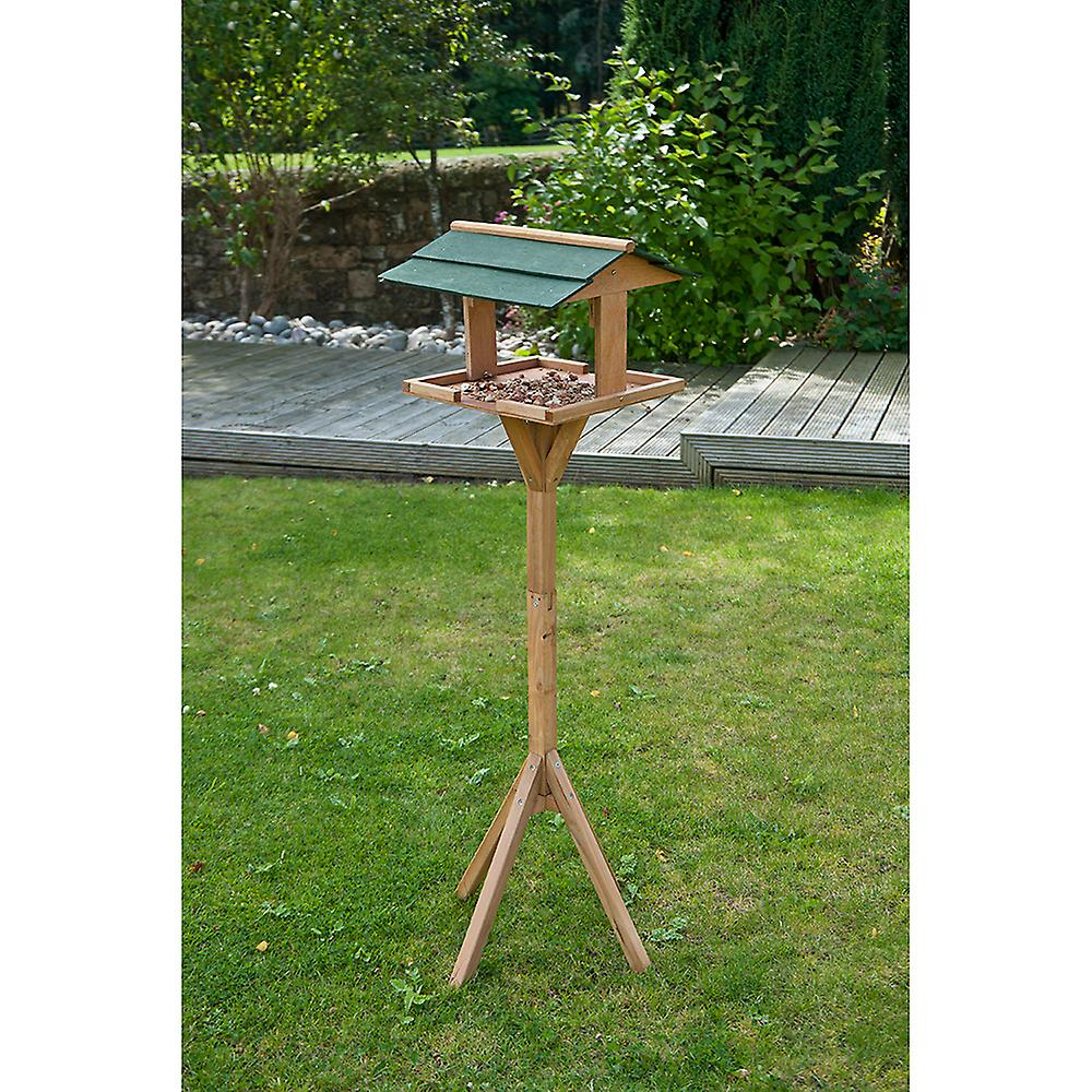 Pine Bird Table New