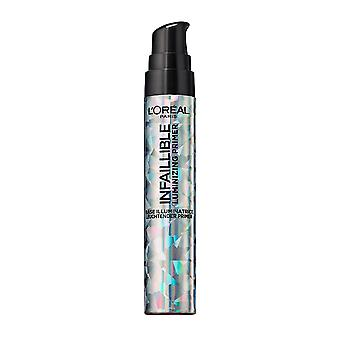 Loreal Infaillible Luminizing Primer 20ml