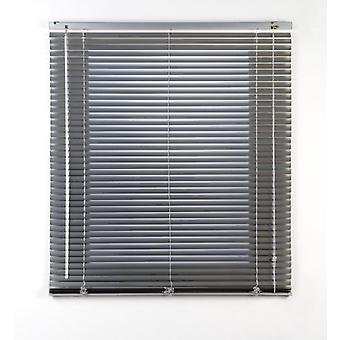 Storplanet aluminium jaloezie zilver (accessoires voor windows, Blinds)