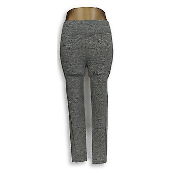 N'importe qui Femmes-apos;s Leggings Move Stretch Jersey Gray A306091