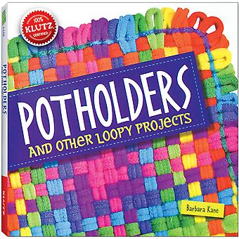 Potholders And Other Loopy Projects Book Kit K544943