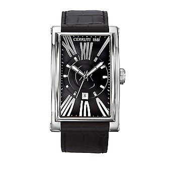 Cerruti Watches Black men's