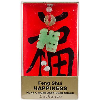 Feng Shui Luck Charms 1/Pkg-Happiness FSLC-1