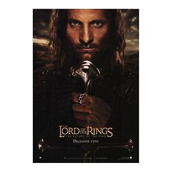 Lord of the Rings Return of the King Movie Poster (11 x 17)
