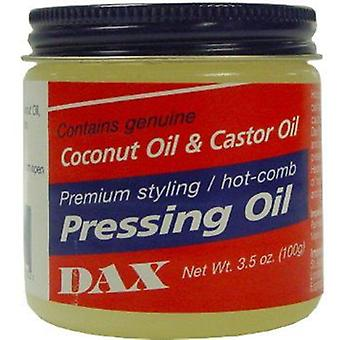 Dax Pressing Oil 3,5Oz - (Woman , Hair Care , Treatments , Thermal)