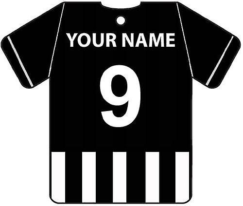Deodorante per auto personalizzato Elgin City Football Shirt