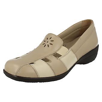 Ladies Easy B Slip On Shoes Dunbar