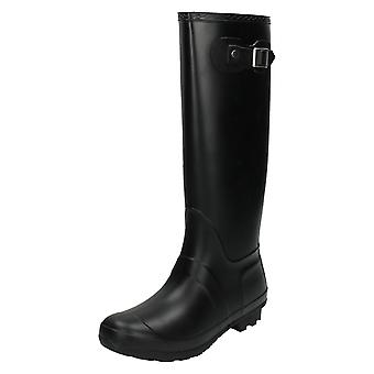 Ladies Spot On Wellington Boots