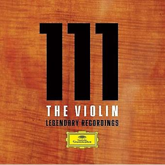 111 Violin by Various Artists