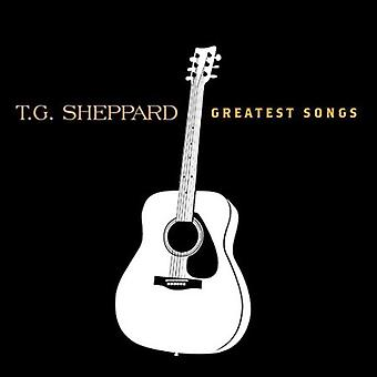 T.G. Sheppard - Greatest Songs [CD] USA import