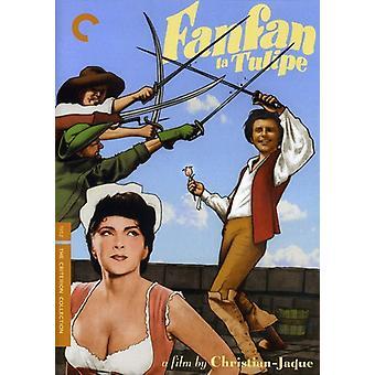 Fanfan La Tulipe [DVD] USA import