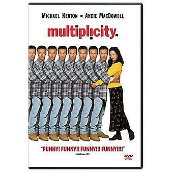 Multiplicity [DVD] USA import