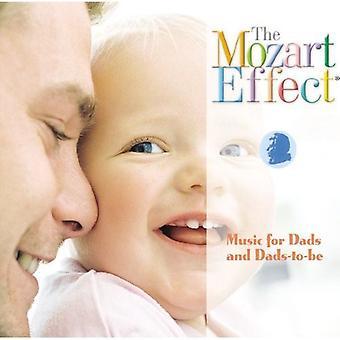 Don Campbell - Mozart effekten: Musik til fædre, og fædre-til-være [CD] USA importerer