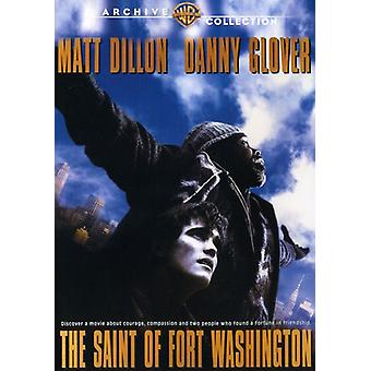 Importer des USA de Saint de Fort Washington [DVD]
