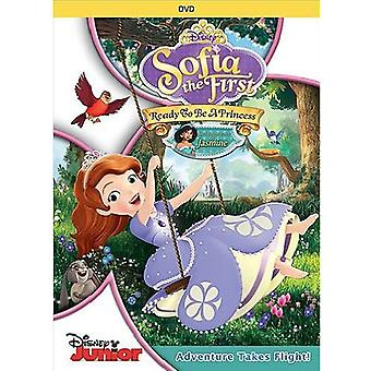 Sofia the First: Ready to Be a Princess [DVD] USA import