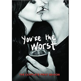 You're the Worst: The Complete First Season [DVD] USA import