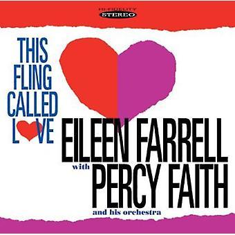 Eileen Farrell - denne slynge kaldet kærlighed [CD] USA import