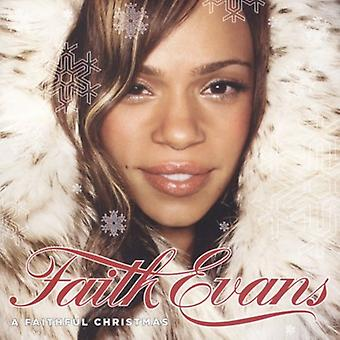 Faith Evans - fedele Natale [CD] USA importare