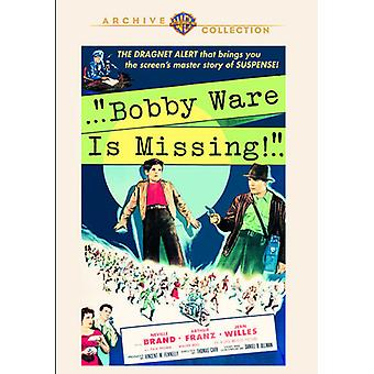 Bobby Ware Is Missing [DVD] USA import