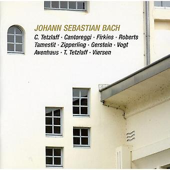 J.S. Bach - The musik af Johann Sebastian Bach [CD] USA import
