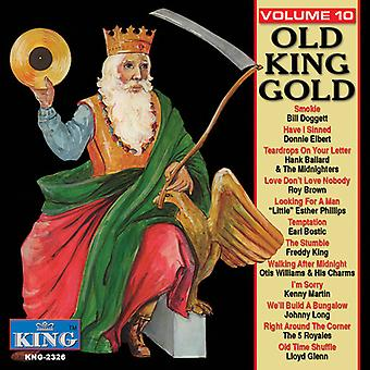 Old King Gold - Vol. 10-Old King Gold [CD] USA import