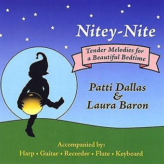 Dallas/Baron - Nitey-Nite [CD] USA import