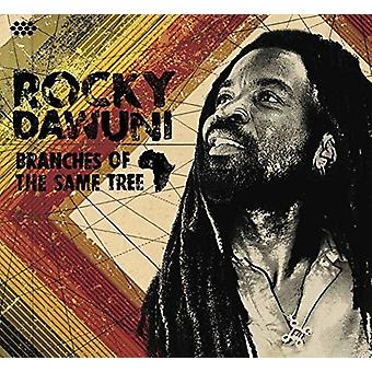 Rocky Dawuni - grene af samme træ [CD] USA importen