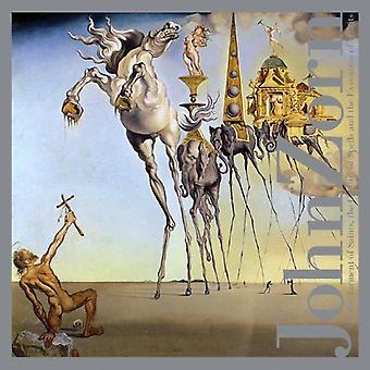 John Zorn - John Zorn: På Pine af de hellige, støbning af magi og antydning af spiritus [CD] USA importen