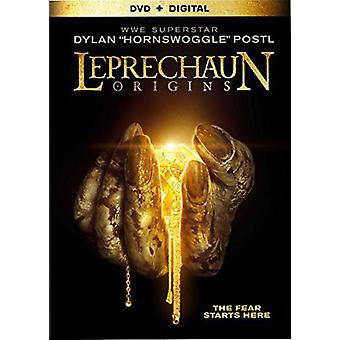 Leprechaun Origins [DVD] USA import