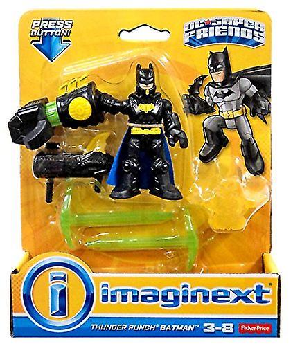 Dc Super Friends Thunder Punch Batman