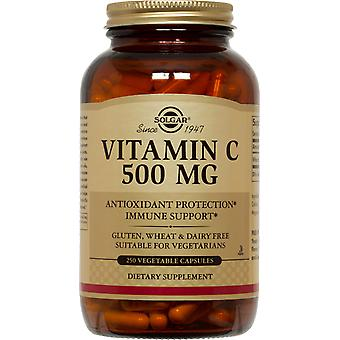 Solgar Vitamin C 500 mg vegetabilske kapsler 250ct