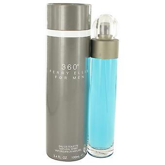 Perry Ellis Men Perry Ellis 360 Eau De Toilette Spray By Perry Ellis