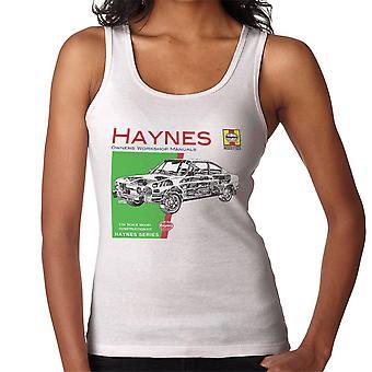 Haynes Owners Workshop Manual 0303 Skoda 110R vrouwen Vest