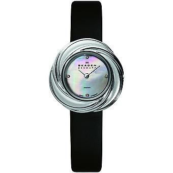 Skagen Ladies' Black Label Watch 885SSLB